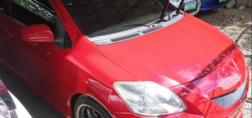 Toyota Vios 2008 - 1