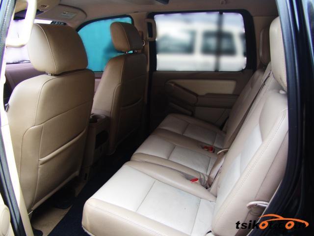 Ford Explorer 2008 - 2