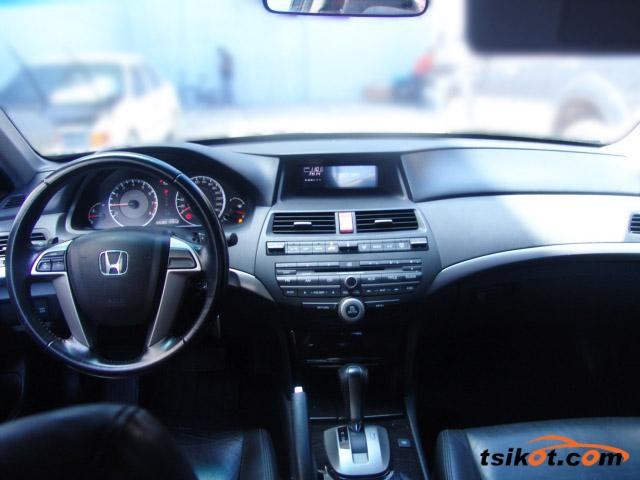 Honda Accord 2008 - 2