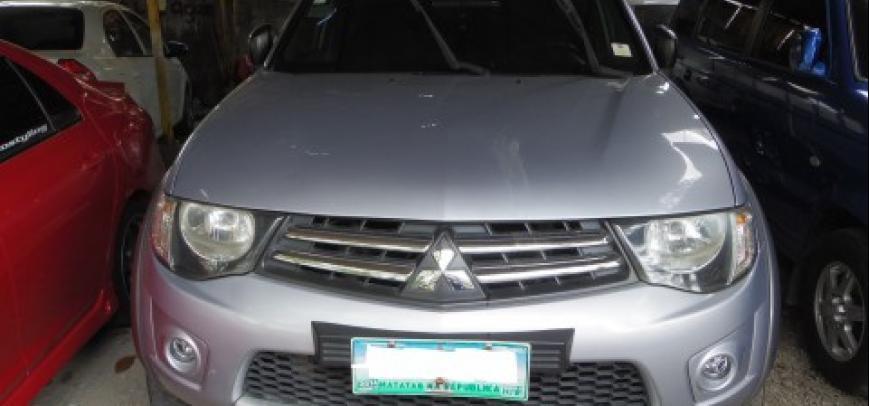 Mitsubishi Strada 2010 - 1