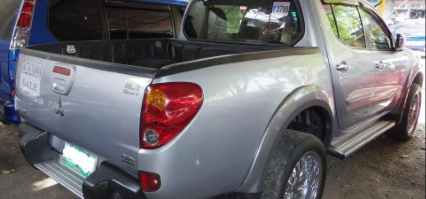 Mitsubishi Strada 2010 - 11