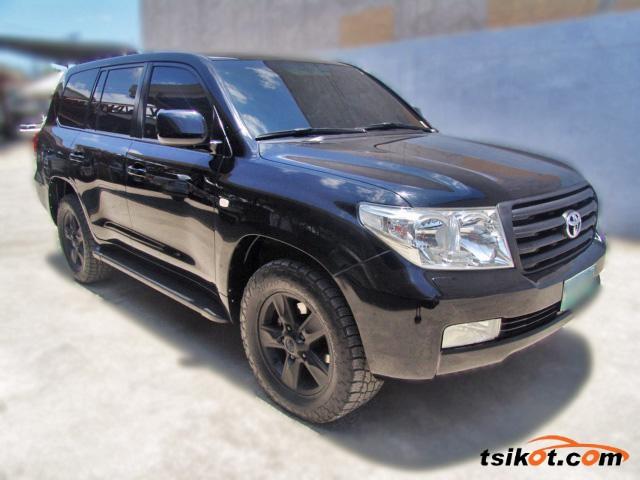 Toyota Land Cruiser 2008 - 1
