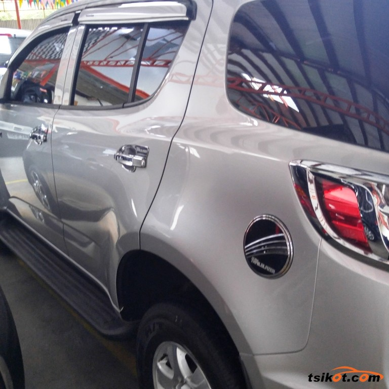 Chevrolet Trailblazer 2015 - 2