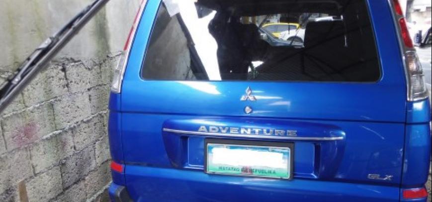 Mitsubishi Adventure 2013 - 6