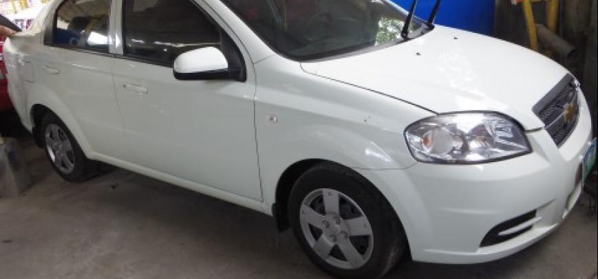 Chevrolet Aveo 2010 - 1