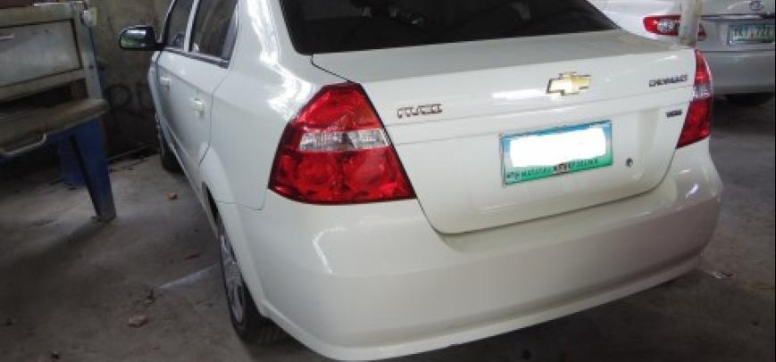 Chevrolet Aveo 2010 - 10