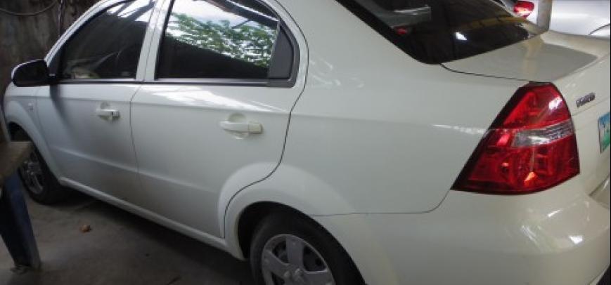 Chevrolet Aveo 2010 - 9