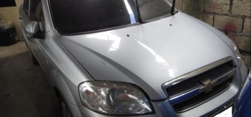 Chevrolet Aveo 2010 - 2