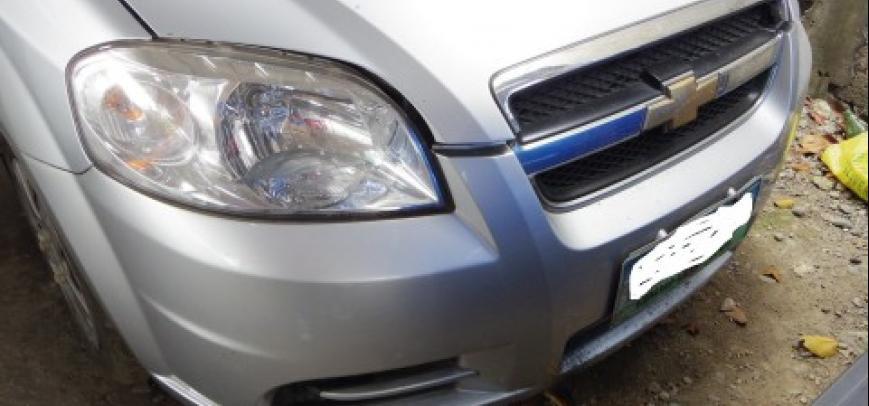 Chevrolet Aveo 2010 - 8