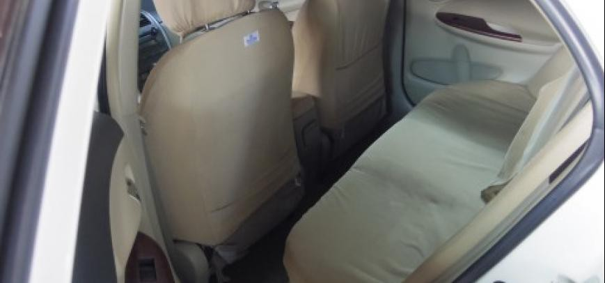 Toyota Corolla 2012 - 11