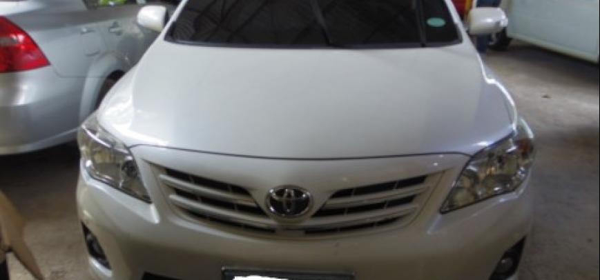Toyota Corolla 2012 - 7