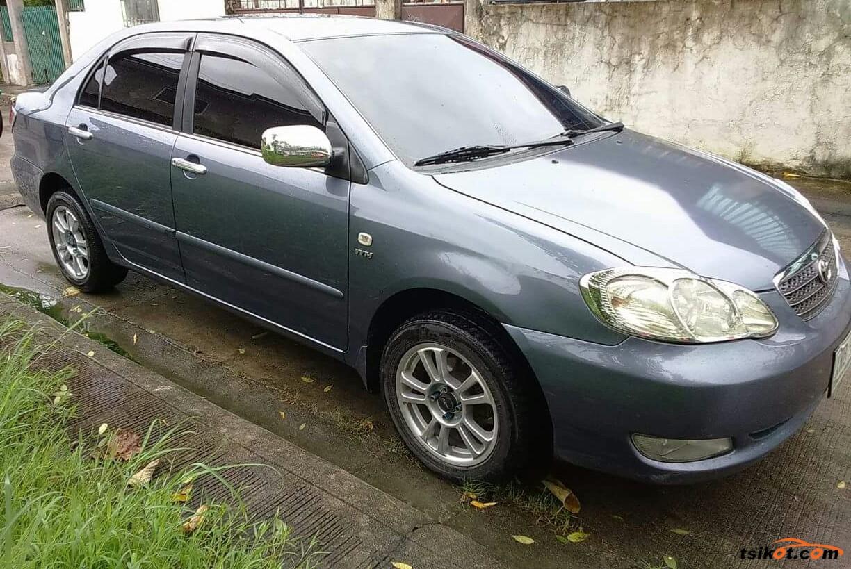 Toyota Corolla 2004 - 7