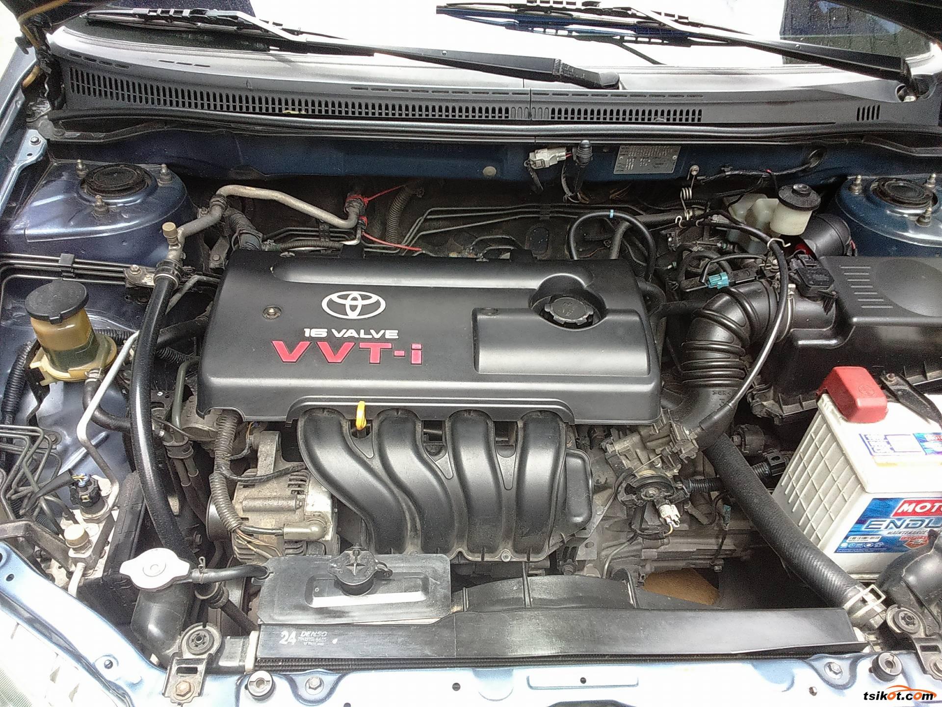 Toyota Corolla 2004 - 8