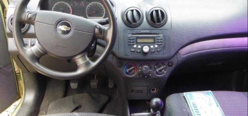 Chevrolet Aveo 2007 - 12