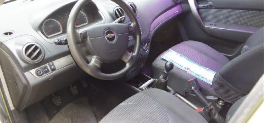 Chevrolet Aveo 2007 - 5