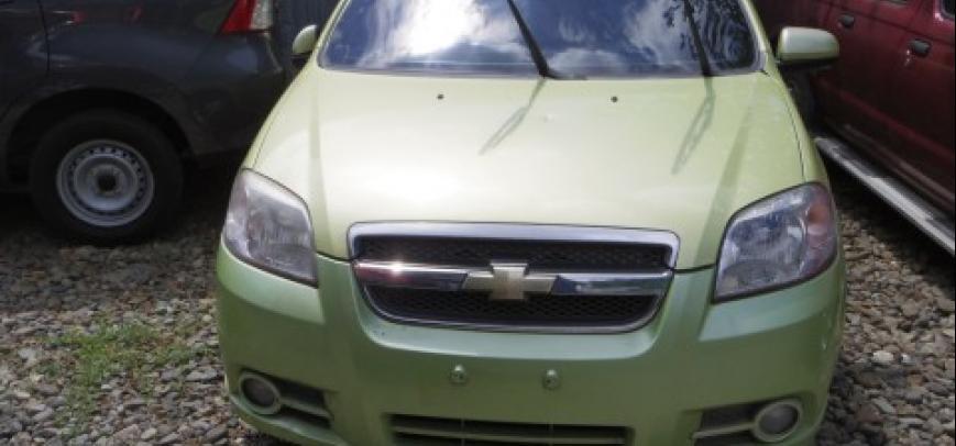Chevrolet Aveo 2007 - 8