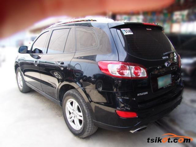 Hyundai Santa Fe 2010 - 5