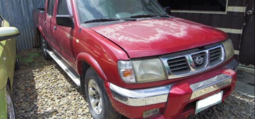 Nissan Frontier 2004 - 7