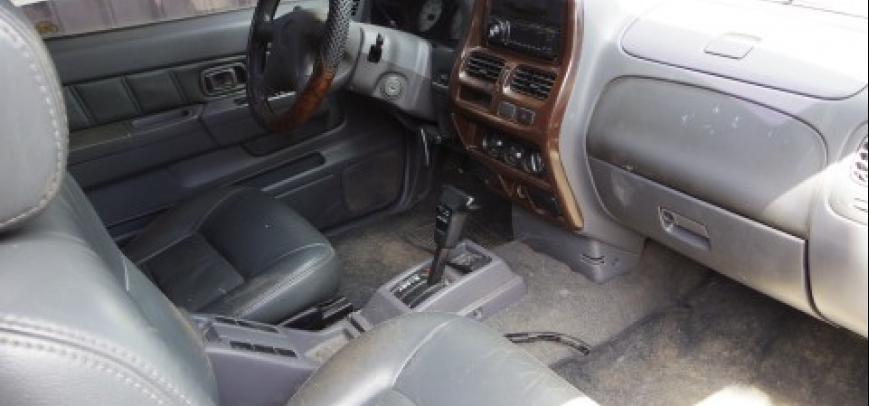 Nissan Frontier 2004 - 8