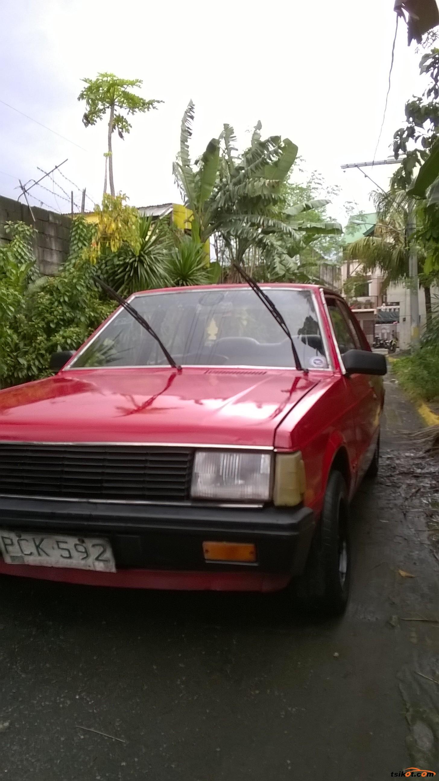 Mitsubishi Lancer 1982 - 1