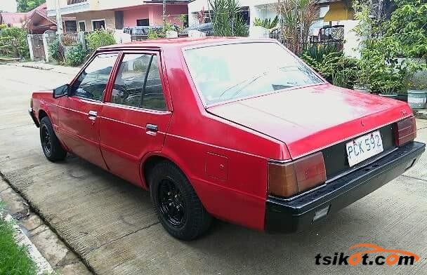Mitsubishi Lancer 1982 - 3