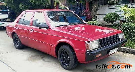 Mitsubishi Lancer 1982 - 5