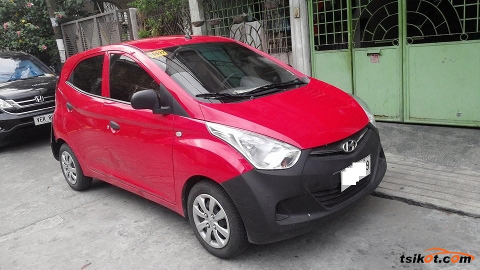 Hyundai Eon 2013 - 1