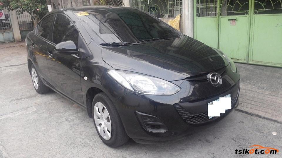 Mazda 2 2014 - 2