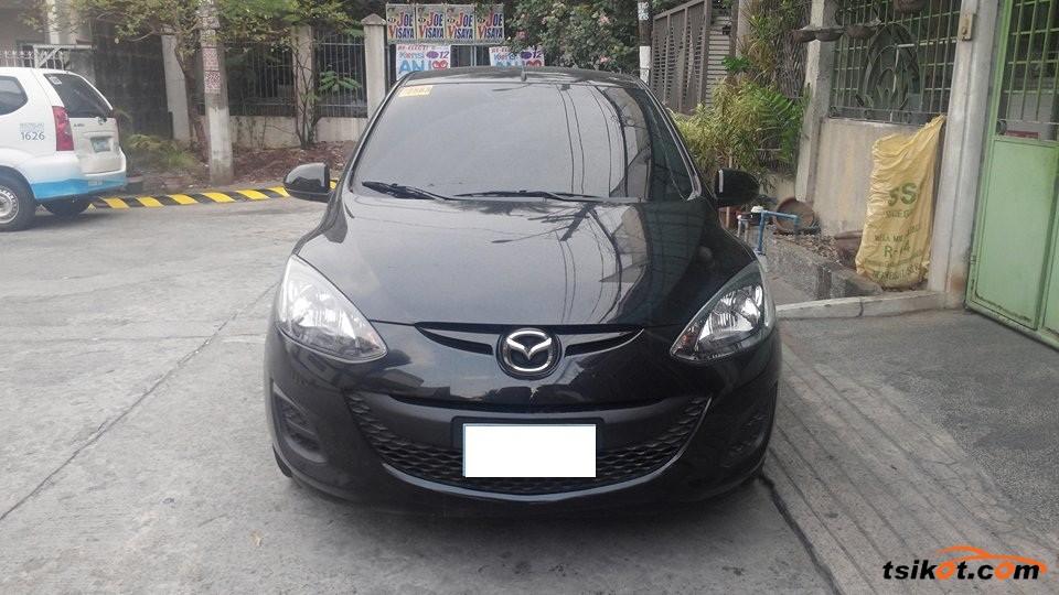 Mazda 2 2014 - 3