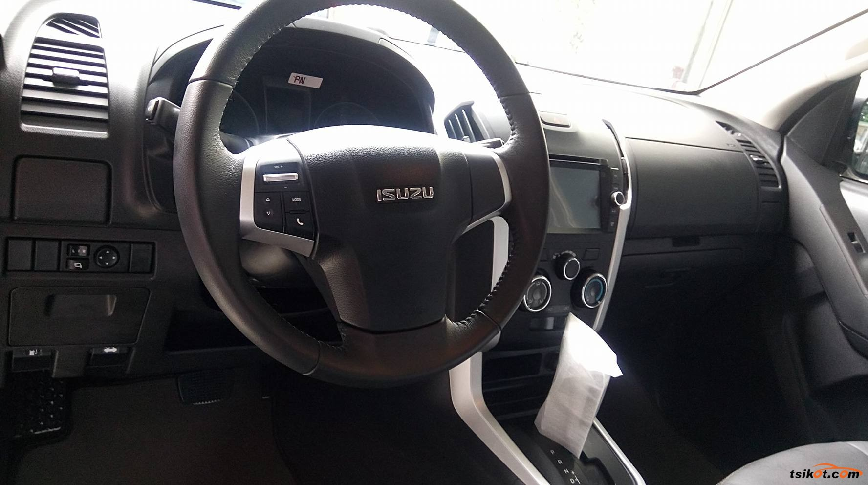 Isuzu D-Max 2016 - 1
