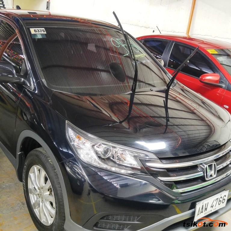 Honda Cr-V 2015 - 1