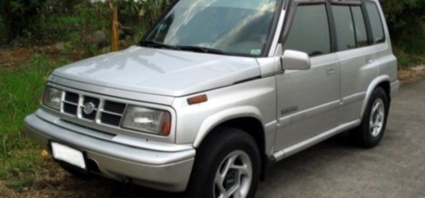 Suzuki Vitara 2003 - 10