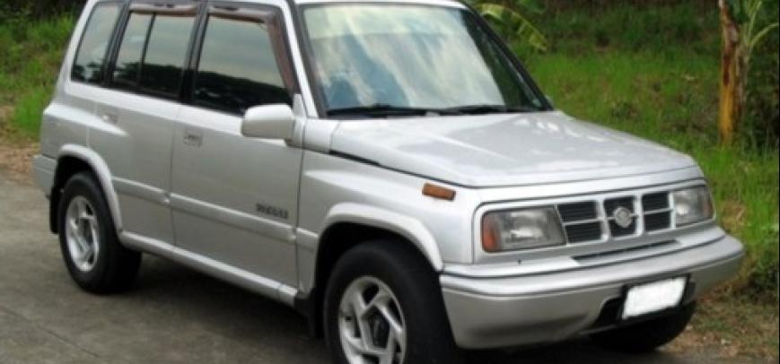 Suzuki Vitara 2003 - 19
