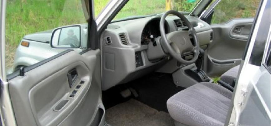 Suzuki Vitara 2003 - 4