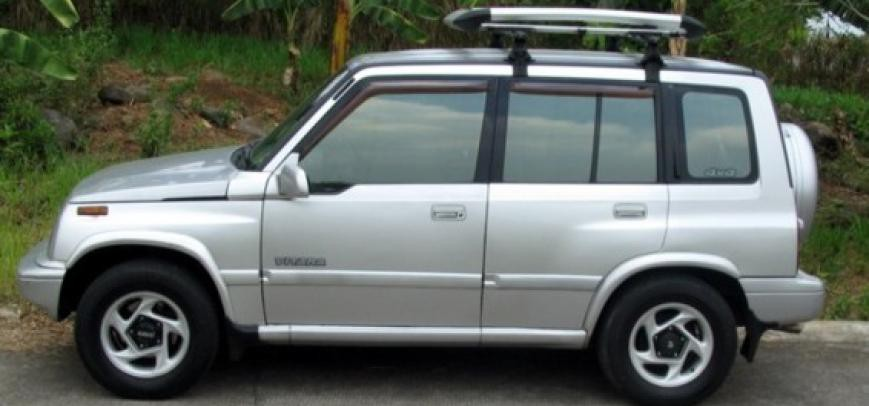 Suzuki Vitara 2003 - 6