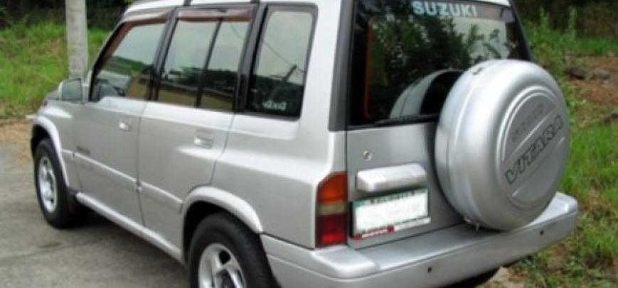 Suzuki Vitara 2003 - 7
