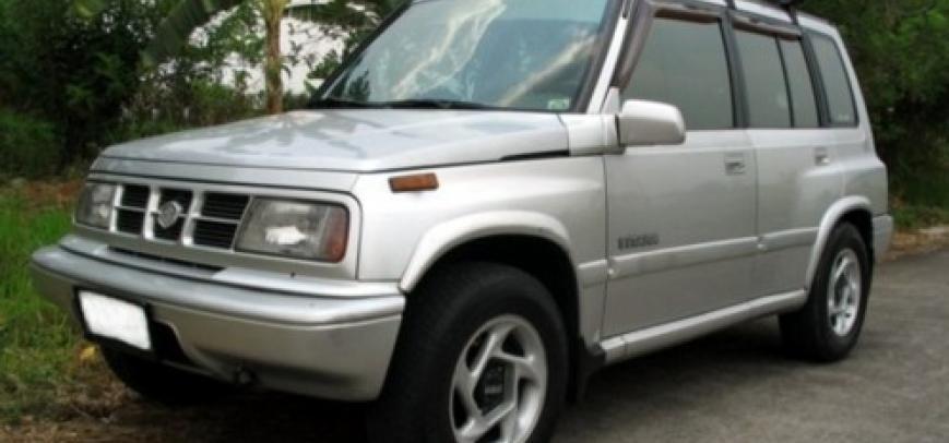 Suzuki Vitara 2003 - 9