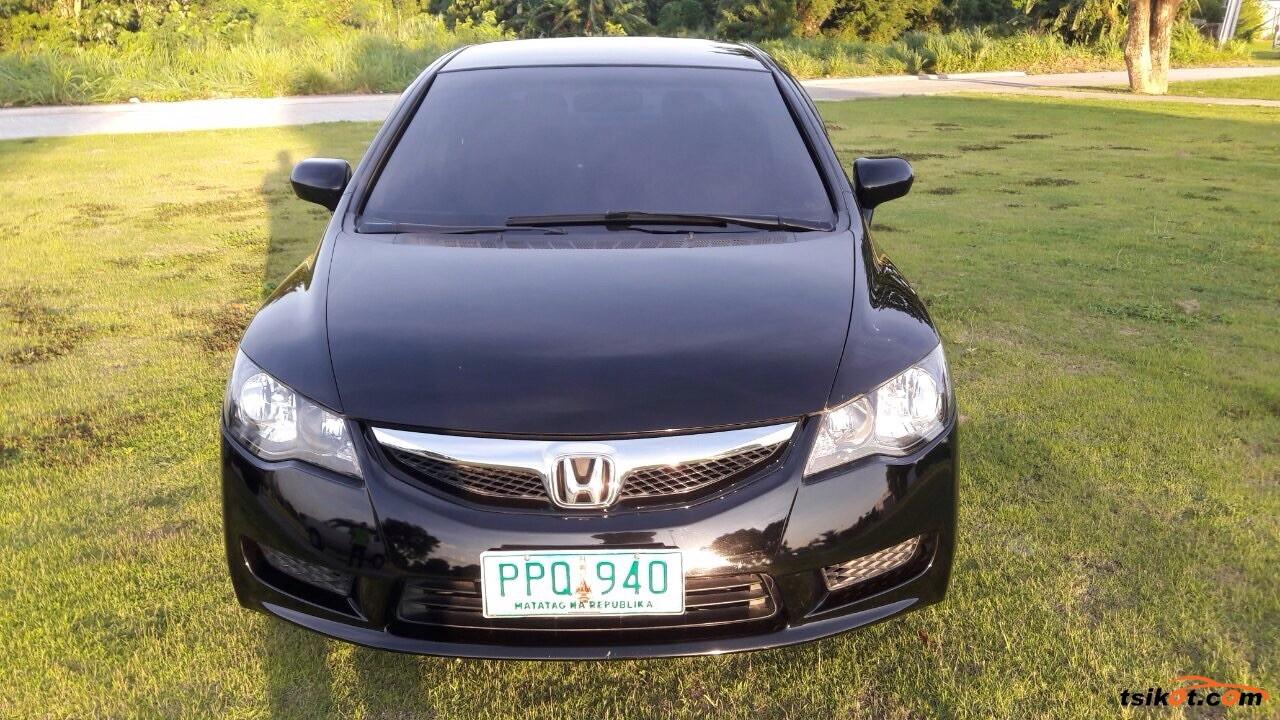 Honda Civic 2012 - 4