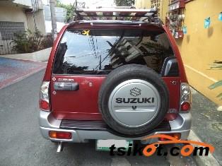 Suzuki Vitara 2002 - 10