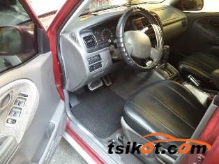 Suzuki Vitara 2002 - 4