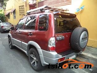 Suzuki Vitara 2002 - 8