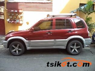 Suzuki Vitara 2002 - 9