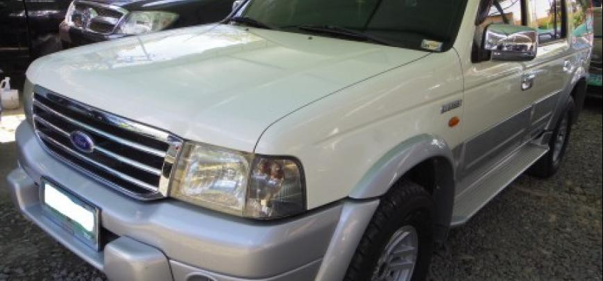 Ford Everest 2004 - 7