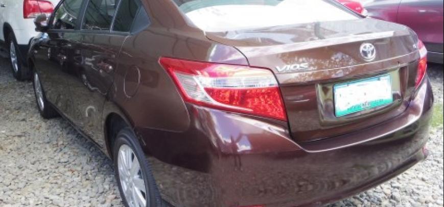 Toyota Vios 2014 - 10