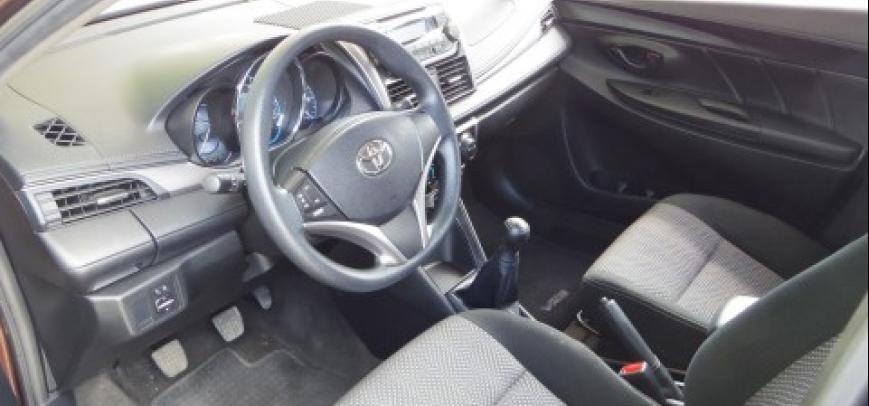 Toyota Vios 2014 - 11