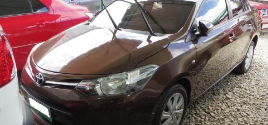 Toyota Vios 2014 - 7