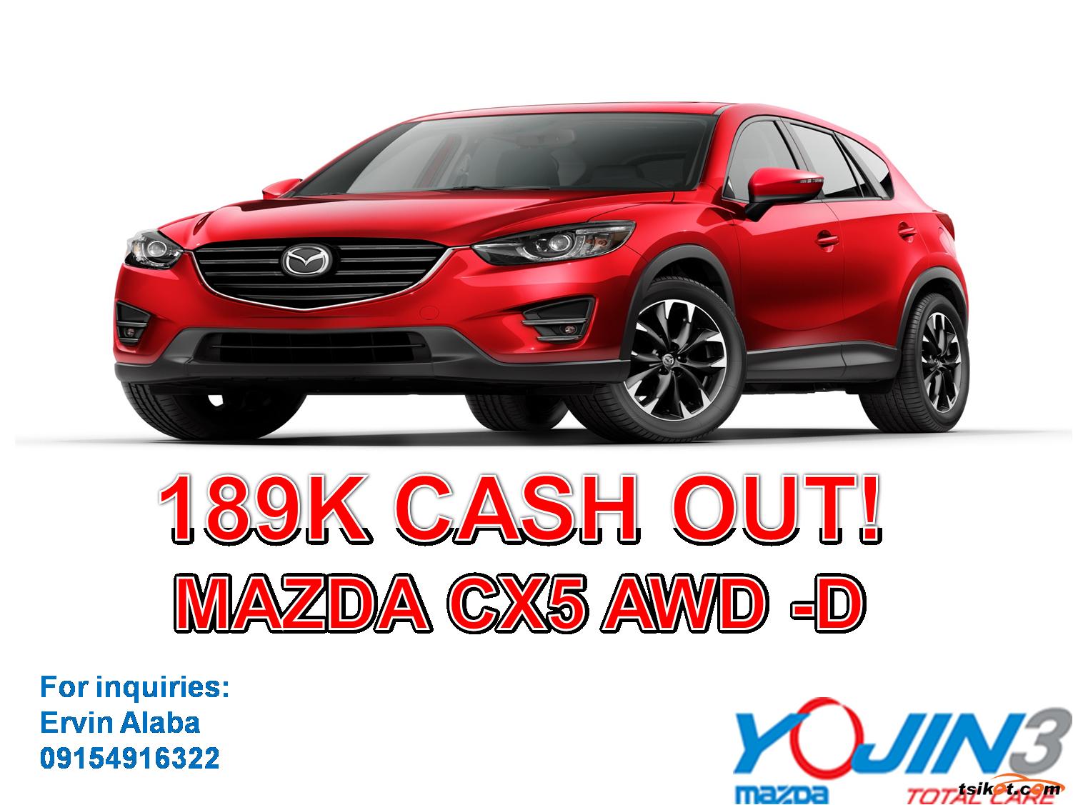 Mazda Cx-5 2016 - 2