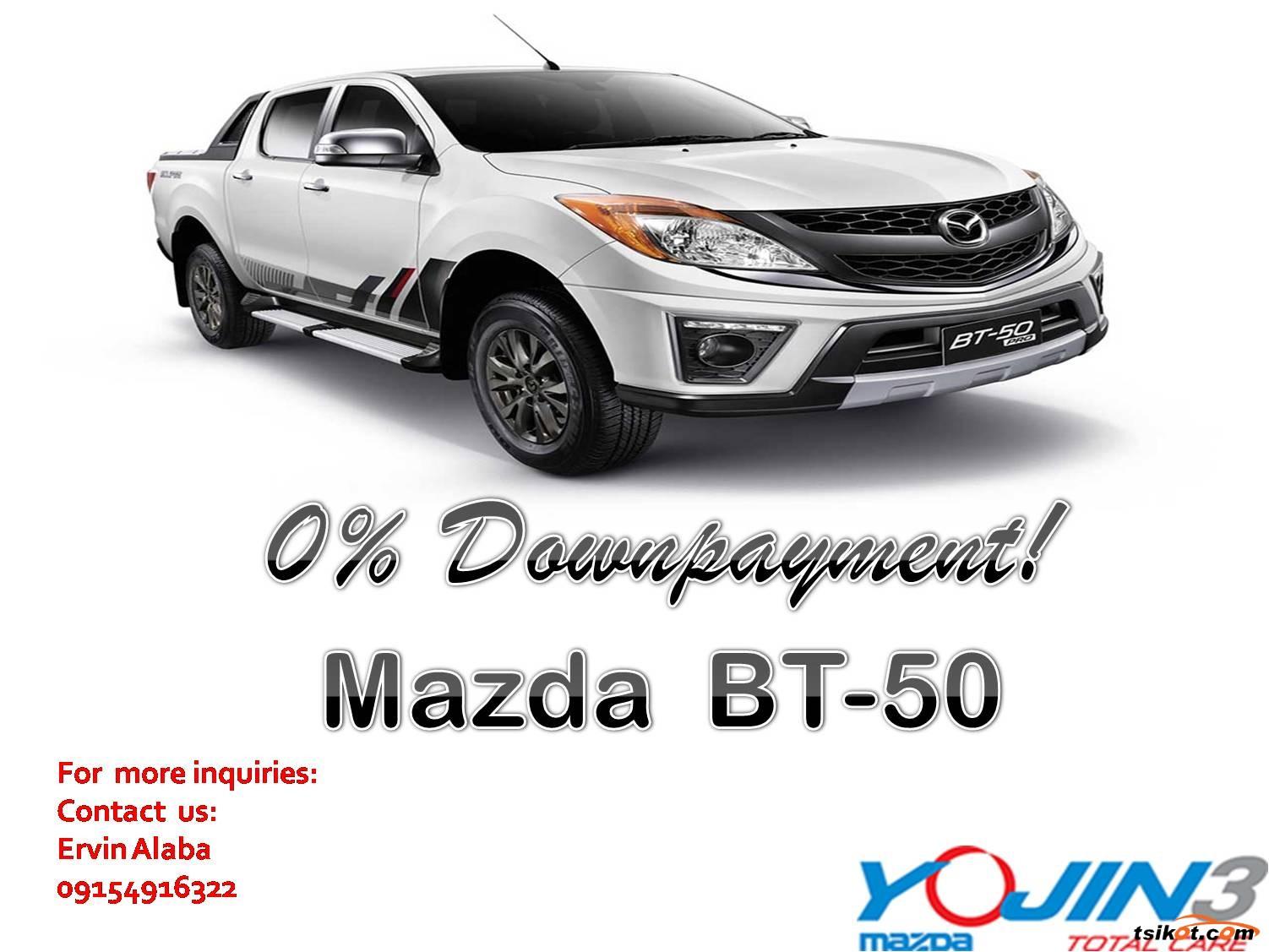Mazda Bt-50 2016 - 1