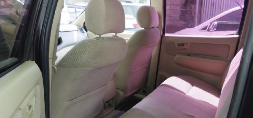 Toyota Hilux 2006 - 6