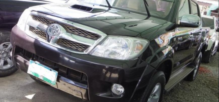 Toyota Hilux 2006 - 7